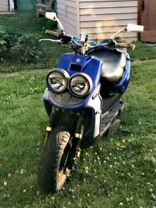 Scooter Yamaha 2006 Tel Quel