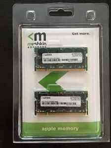 Apple iMac or Macbook Memory - Two 2x2Gb mushkin PC2-5300 SODIMM