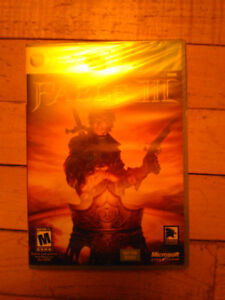 Fable III for Xbox 360 brand new in packaging
