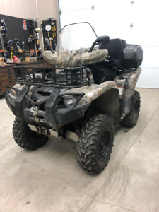 VTT YAMAHA GRIZZLY 700