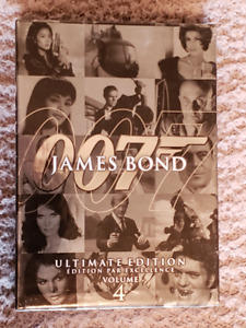 Ultimate James Bond DVD Collection