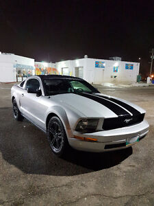 2007 Ford Mustang V6 Premium Coupe (2 door)