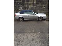 Volvo c70 2.0T convertible soft top