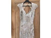 Sequin prom dress