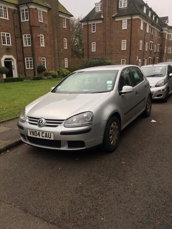 volkswagen golf 5 1 6 fsi in east finchley london gumtree. Black Bedroom Furniture Sets. Home Design Ideas