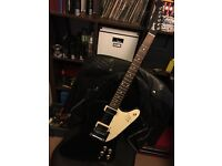 Gibson Firebird 70s Tribute Studio Sexy AF Black mini HBs TRADES
