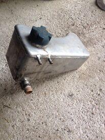 Cosworth coolant tank