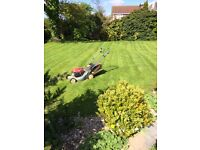 All aspects of garden work undertaken