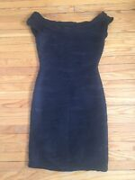 Dynamite XS tight ribbed VERY FLATTERING DRESS fits like small