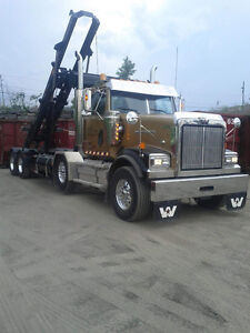Western Star Roll Off