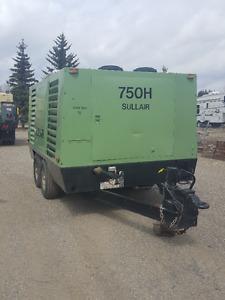 Sullair 750H Compressor