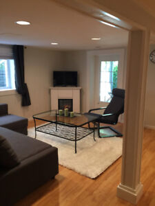 Lovely, fully furnished., ground fl., East Van.