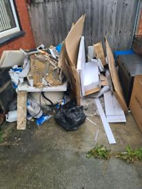 Rubbish removal waste, junk, garden clearance, garage demolition