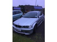 BMW 330i Sport Coupe With LPG 1 previous keeper car every bill....swap Px what u got