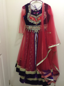 Indian Party wear dress( Brand New)