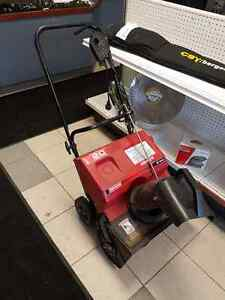 """(sold) Craftsman Electric Snow Blower 20"""""""