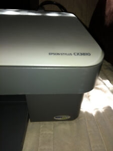 Epson 3 in 1 copier/scanner/printer