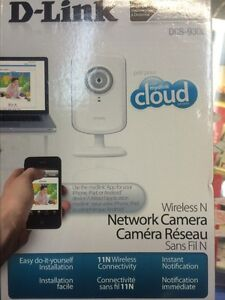 D-Link wireless N network camera wifi brand new home or office