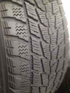 Set of 3 Toyo winter tires 205//60/16
