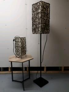 Ensemble de 2 lampes