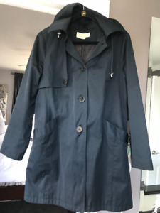 Michael Kors spring trench coat sz Large