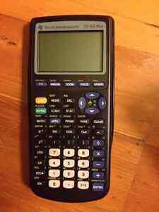 Texas Instruments TI-83 Plus Calculator