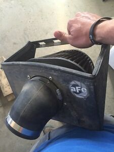 F 150 Ecoboost Cold air intake