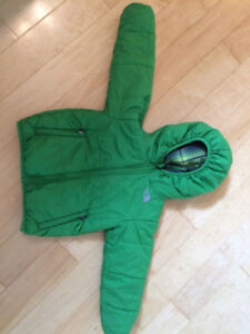 Manteau The North Face Perrito réversible Taille 3 ans