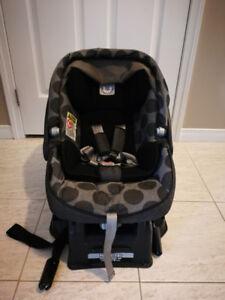 Peg Perego infant car seat and base.