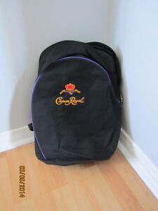 Crown Royal Backpack