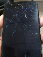 Motorola cell phone repair: crack screen, charging port, etc.