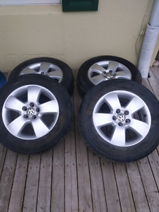 Mkiv Volkswagen Golf Rims and Tires