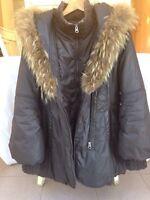 Mackage Women Winter Jacket size L Good Condition
