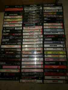 About 100 cassette tapes Kitchener / Waterloo Kitchener Area image 1