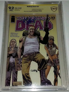 Walking dead 53 cbcs 9.2 verified ss