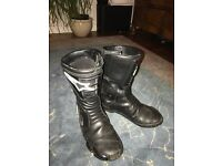 Alpinestars smx 4 motorcycle boots