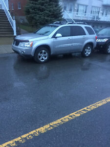 2006 Pontiac Torrent cuir VUS