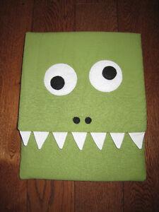 iPad Case --- Monster homemade new