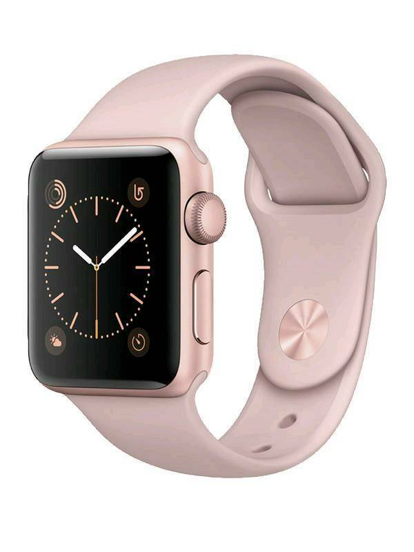 Apple Smart Watch 42mm Rose Gold