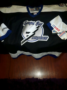 Signed lecavalier jersey