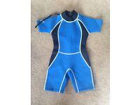 Boys wetsuit