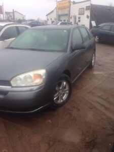 2005 Malibu max WE PAY THE TAXES!!!