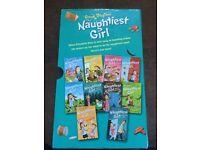 """Box of Enid Blyton """"The Naughtiest Girl"""" Books"""