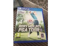 Rory McElroy golf ps4