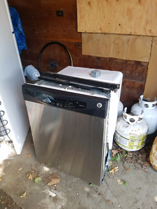 Stainless GE Dishwasher