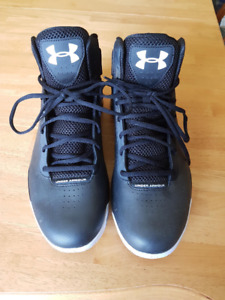 Mens Under Armour High Tops