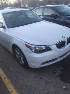 2008 BMW 5 series FOR SALE PRICE REDUCED 12500 OBO!