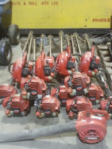 10 shindiawa trimmers  T242 plus 5 blowers take all!