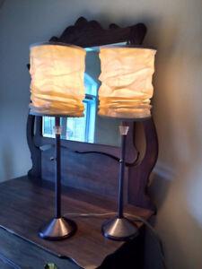 LAMPE DE CHEVET STYLE IKEA