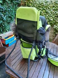 Child carrier backpack